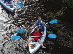 Przystanek Nida - spływy kajakowe jednodniowe i weekendowe - Sezon 2011 (101)