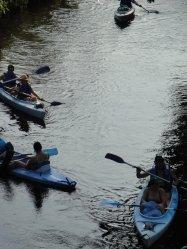 Przystanek Nida - spływy kajakowe jednodniowe i weekendowe - Sezon 2011 (103)