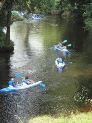 Przystanek Nida - spływy kajakowe jednodniowe i weekendowe - Sezon 2011 (104)