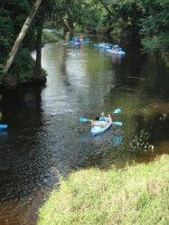 Przystanek Nida - spływy kajakowe jednodniowe i weekendowe - Sezon 2011 (105)