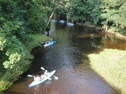 Przystanek Nida - spływy kajakowe jednodniowe i weekendowe - Sezon 2011 (106)