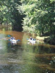 Przystanek Nida - spływy kajakowe jednodniowe i weekendowe - Sezon 2011 (120)