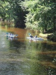 Przystanek Nida - spływy kajakowe jednodniowe i weekendowe - Sezon 2011 (121)