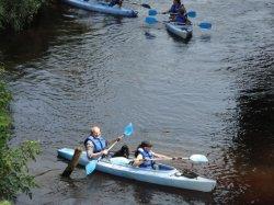 Przystanek Nida - spływy kajakowe jednodniowe i weekendowe - Sezon 2011 (133)