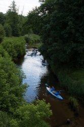 Przystanek Nida - spływy kajakowe jednodniowe i weekendowe - Sezon 2011 (196)
