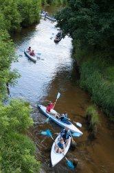 Przystanek Nida - spływy kajakowe jednodniowe i weekendowe - Sezon 2011 (201)