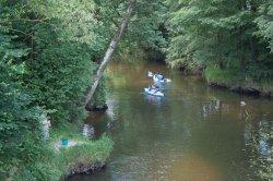 Przystanek Nida - spływy kajakowe jednodniowe i weekendowe - Sezon 2011 (202)