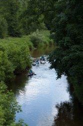 Przystanek Nida - spływy kajakowe jednodniowe i weekendowe - Sezon 2011 (224)