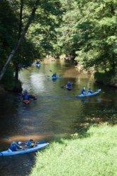 Przystanek Nida - spływy kajakowe jednodniowe i weekendowe - Sezon 2011 (239)