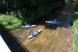 Przystanek Nida - spływy kajakowe jednodniowe i weekendowe - Sezon 2011 (255)