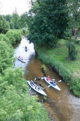 Przystanek Nida - spływy kajakowe jednodniowe i weekendowe - Sezon 2011 (256)