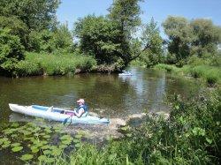 Przystanek Nida - spływy kajakowe jednodniowe i weekendowe - Sezon 2011 (49)