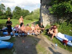 Przystanek Nida - spływy kajakowe jednodniowe i weekendowe - Sezon 2011 (74)