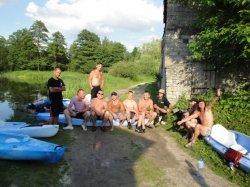 Przystanek Nida - spływy kajakowe jednodniowe i weekendowe - Sezon 2011 (75)