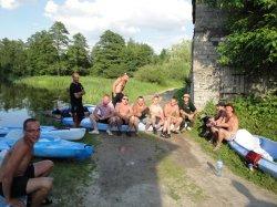 Przystanek Nida - spływy kajakowe jednodniowe i weekendowe - Sezon 2011 (76)