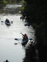 Przystanek Nida - spływy kajakowe jednodniowe i weekendowe - Sezon 2011 (93)