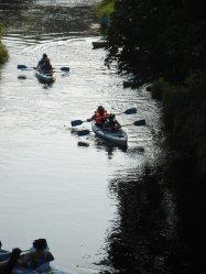 Przystanek Nida - spływy kajakowe jednodniowe i weekendowe - Sezon 2011 (94)