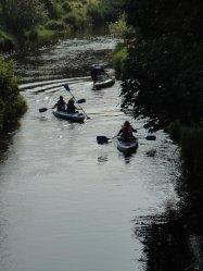 Przystanek Nida - spływy kajakowe jednodniowe i weekendowe - Sezon 2011 (95)