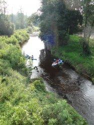 Przystanek Nida - spływy kajakowe jednodniowe i weekendowe - Sezon 2011 (98)